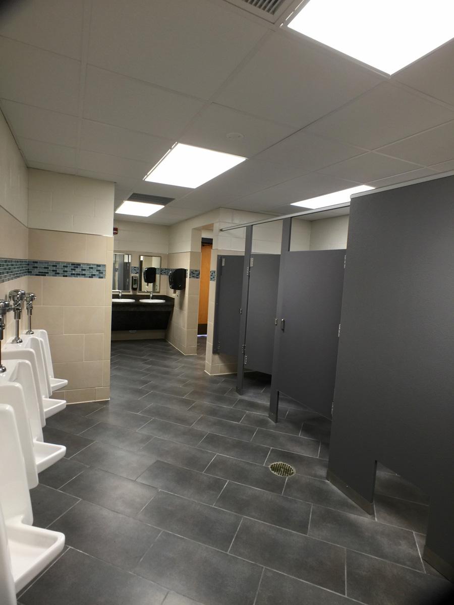 Portfolio kail partners for Washroom renovation